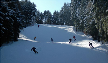 Na narty tylko 30 km